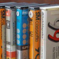 Audiokassetten-Kasettenabspieler-Walkman