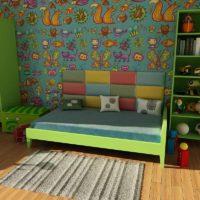 Designer-Regale-Kinderzimmer